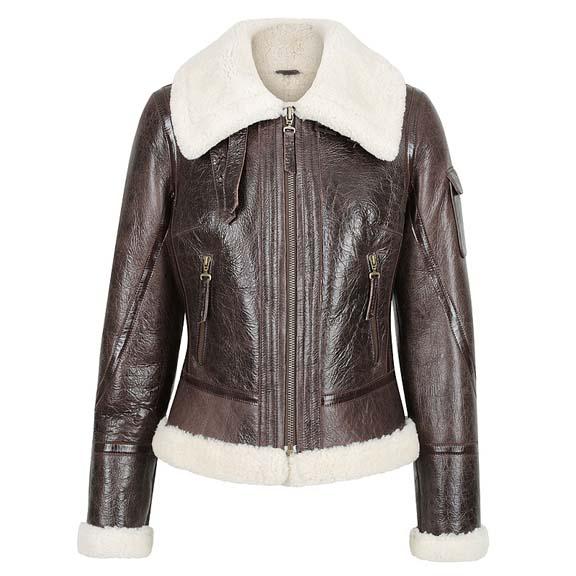 Sarah Lamb Sheerling Jacket Genuine Australian lambskins Sale on sheerling ladies jackets