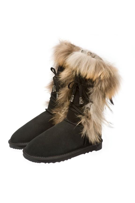 Roxy Foxy Ugg Boots Australian Leather Australian Made
