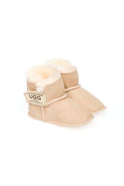 82dfa07d360 Baby Booties Velcro