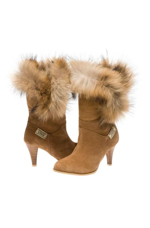 high heel uggs