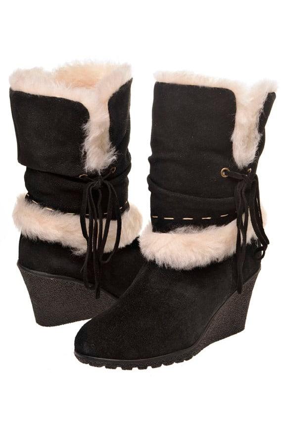 9216ee633d6 Chantelle Wedge High heel