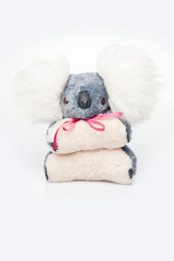 Sheepskin Koala Medium Australian Leather